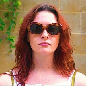 Accessories - Crap Eyewear Brown Tortoise grunge 90s sunglasses